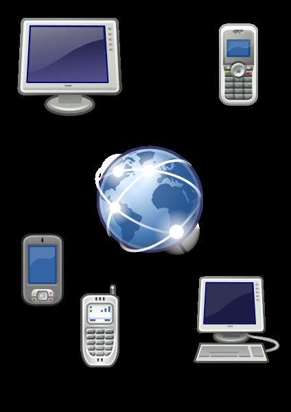 VoIP image illustration