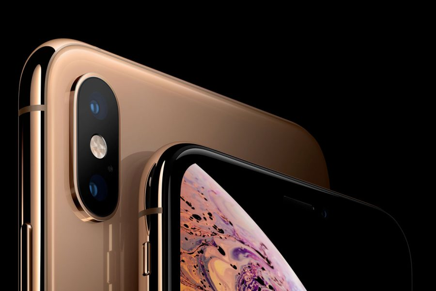 Test de l'iPhone XS