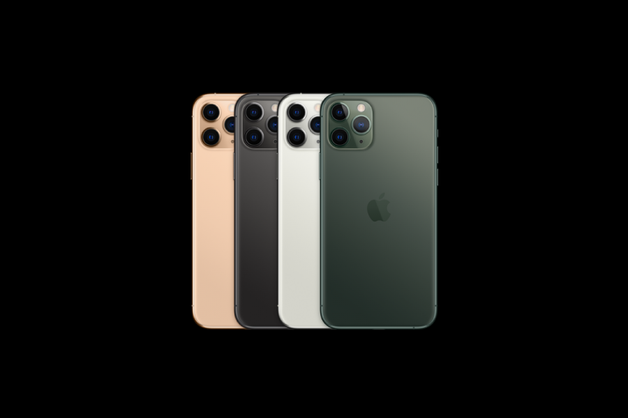 Test de l'iPhone 11 et iPhone 11 PRO
